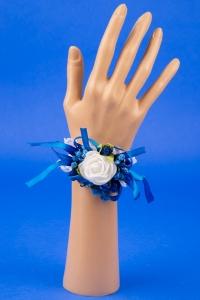Хлопушка -конфетти лепестки роз средняя 38 см №2