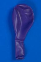 Воздушный фиолетовый круглый шарик №19