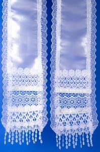 Рушник атласный для икон (пара) №43