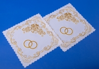 Свадебные платочки №3