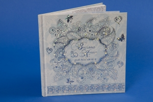 Книга пожеланий на украинском языке №8