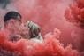 Цветной дым- 60 секунд