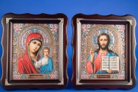 Венчальные иконы №17