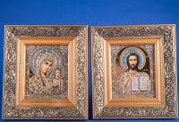 Венчальные православные иконы №6