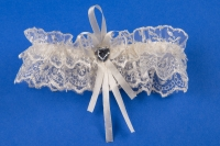 Подвязка в бежевом цвете №24