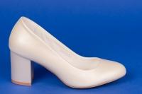 Бежевые туфли на свадьбу